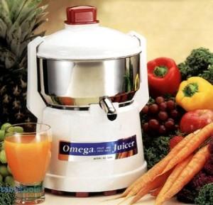 Juicer by Omega