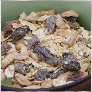 apple and oats cereal