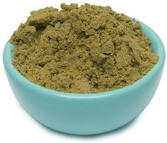 hemp protein in bowl