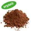 Raw, certified organic, fair-trade.  High in antioxidants and magnesium.  Delicious chocolaty flavour!