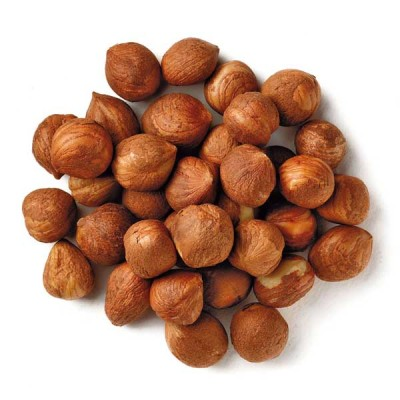 Organic Raw Shelled Hazelnuts
