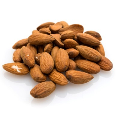 raw Euro almonds