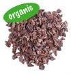 Raw, certified organic, fair-trade.  Excellent source of magnesium and other antioxidants.  Adds crunch!