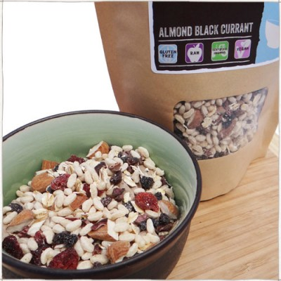 Almond Black Currant Cereal