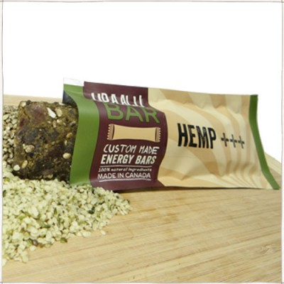 HEMP+++ Energy Bar
