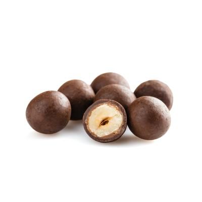dark chocolate hazelnuts/filberts