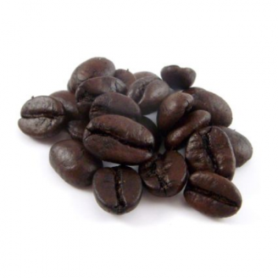 organic dark roasted coffee beans