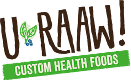 U-RAAW! Custom Health Foods